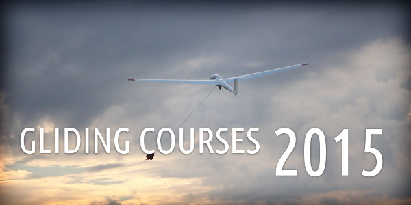 Gliding Courses in Warwickshire 2015