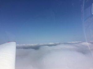 Gaps in the cloud