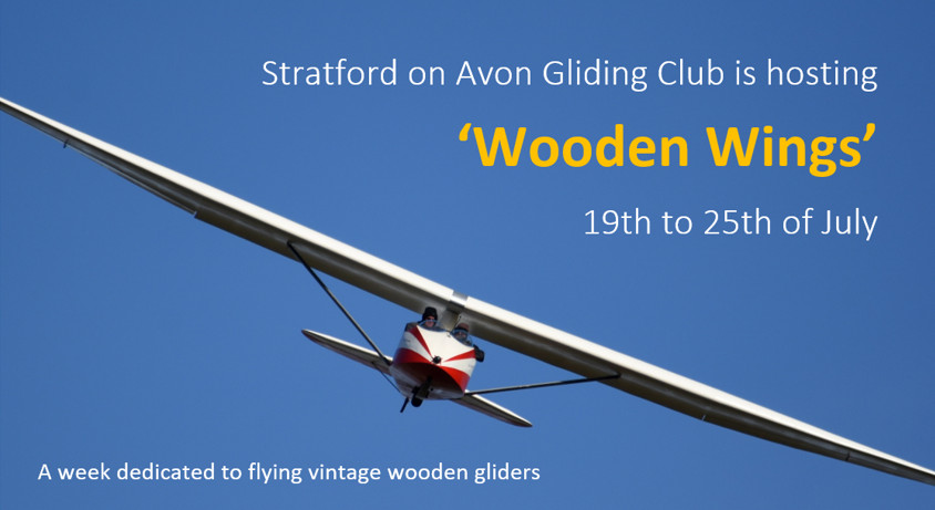 Snitterfield Wooden Wings Event