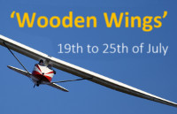 Wooden Wings at Snitterfield